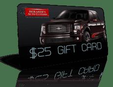 Berardi's Detailing Gift Cards